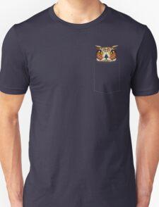 Pocket Pet - Owl Unisex T-Shirt