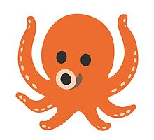Octopus Google Hangouts / Android Emoji by emoji