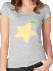 Paopu Fruit (Kingdom Hearts) Women's Fitted Scoop T-Shirt