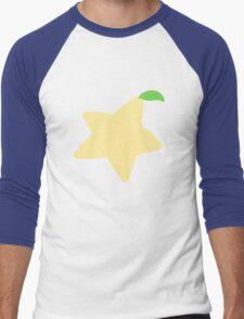 Paopu Fruit (Kingdom Hearts) Men's Baseball ¾ T-Shirt
