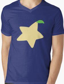 Paopu Fruit (Kingdom Hearts) Mens V-Neck T-Shirt