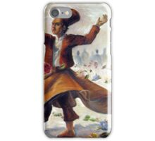 Allagory of Education iPhone Case/Skin