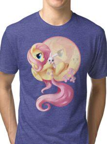 Flutter Love V2 Tri-blend T-Shirt
