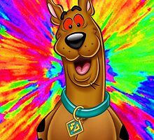 Scooby doo tripping out by haydos4life
