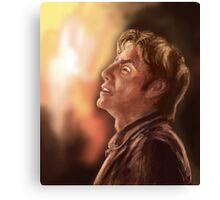 He's Wonderful Canvas Print