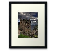 The Tower.... HDR version Framed Print