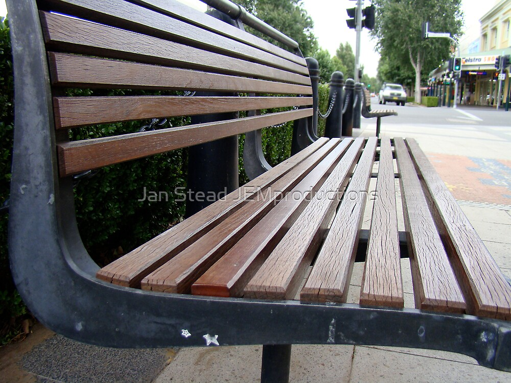 a place to pause by Jan Stead JEMproductions
