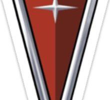 Pontiac Badge Logo Sticker