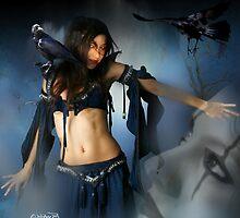 Raven Dance by navybrat