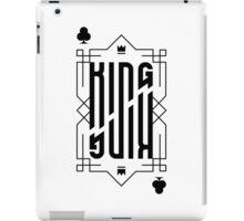 The King iPad Case/Skin