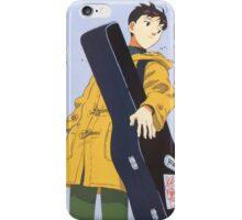 Kaworu and Shinji iPhone Case/Skin
