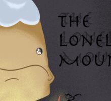 The Lonely Mountain Sticker