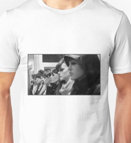 Hot Girls Unisex T-Shirt
