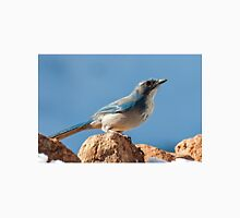 Western Scrub-Jay at Red Rocks Unisex T-Shirt