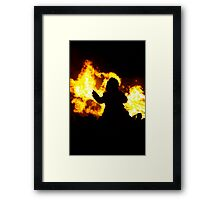 Eleventh Night...The First Boney. Framed Print