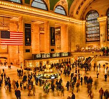 Grand Central at an Angle by anorth7