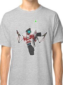 Dr. Zed's Claptrap Sticker Classic T-Shirt