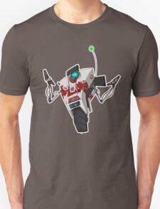 Dr. Zed's Claptrap Sticker T-Shirt