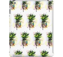 Abstract Watercolor Pineapple iPad Case/Skin
