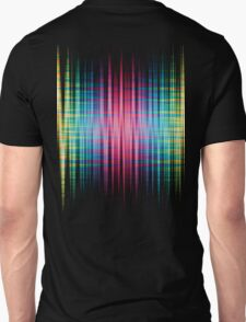 High Frequency Psychedelic Rainbow Color Waves T-Shirt