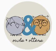 Owls & Otters - ( O&O Emblem ) Kids Clothes