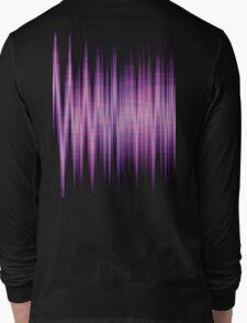 High Energy Lavender Waves T-Shirt