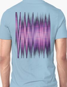 High Energy Lavender Waves T-Shirt