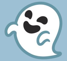 Ghost Google Hangouts / Android Emoji Kids Clothes
