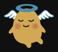 Baby Angel Google Hangouts / Android Emoji Kids Clothes