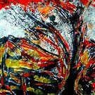 sacred tree...mythical boy's flash appearance by banrai