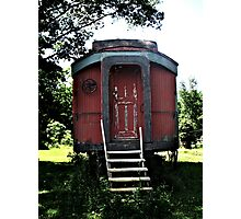 The Wood Shanty Photographic Print
