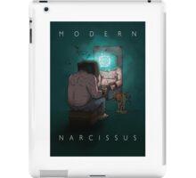 Modern Narcissus iPad Case/Skin