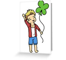 St. Niall's Day Greeting Card