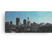 Johannesburg, South Africa Canvas Print