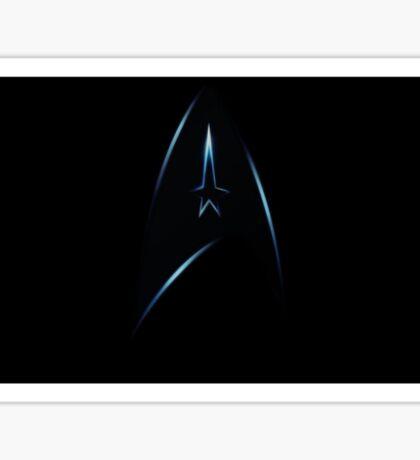 Star Trek Symbol Sticker
