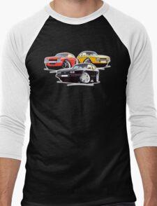 Ford Capri Collection Men's Baseball ¾ T-Shirt