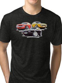 Ford Capri Collection Tri-blend T-Shirt