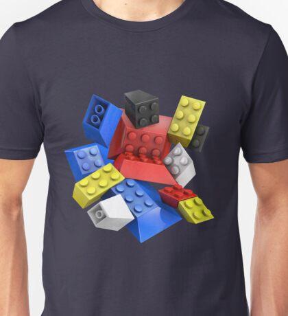 Picasso Toy Bricks Unisex T-Shirt