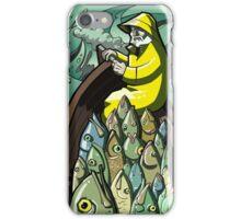 Fish On or Gorton Returns iPhone Case/Skin