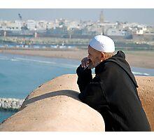 Moroccan Ponderings Photographic Print