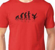 Breakdance Evolution Unisex T-Shirt
