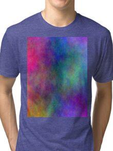 rainbow storm Tri-blend T-Shirt