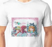 My picture book cafe Unisex T-Shirt