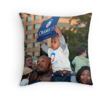 Young & Proud Throw Pillow