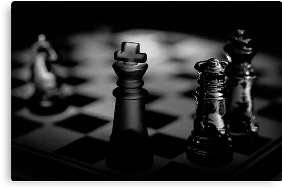 Chess 3: Dame's last word by Lenka
