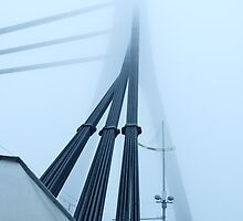 constructions are in fog by Sergieiev