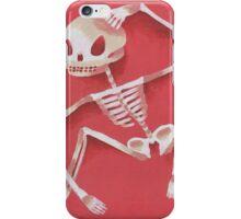 skeleleleton iPhone Case/Skin