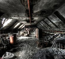 Hidden in the attic by Richard Shepherd