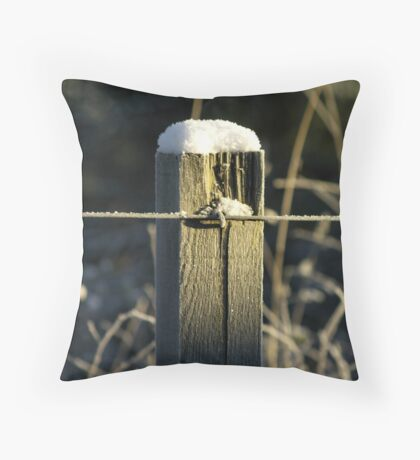 Stob Throw Pillow