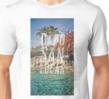 Cabo San Lucas Typography Print Unisex T-Shirt